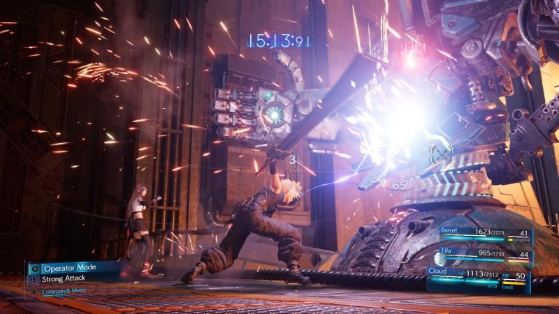E3 2019:《最终幻想7重置版》试玩体验后的28条总结