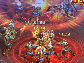 《西游伏妖篇》超酷游戏战斗画面截图