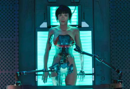 好莱坞版《攻壳机动队》美国票房反响平平引日宅热议