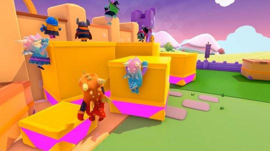 《糖豆人:终极淘汰赛》发布第二季新预告,全新地图皮肤公布