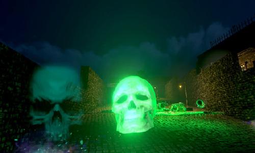超恐怖VR RPG