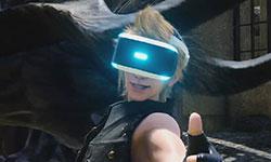 FF15 VR版最新动态