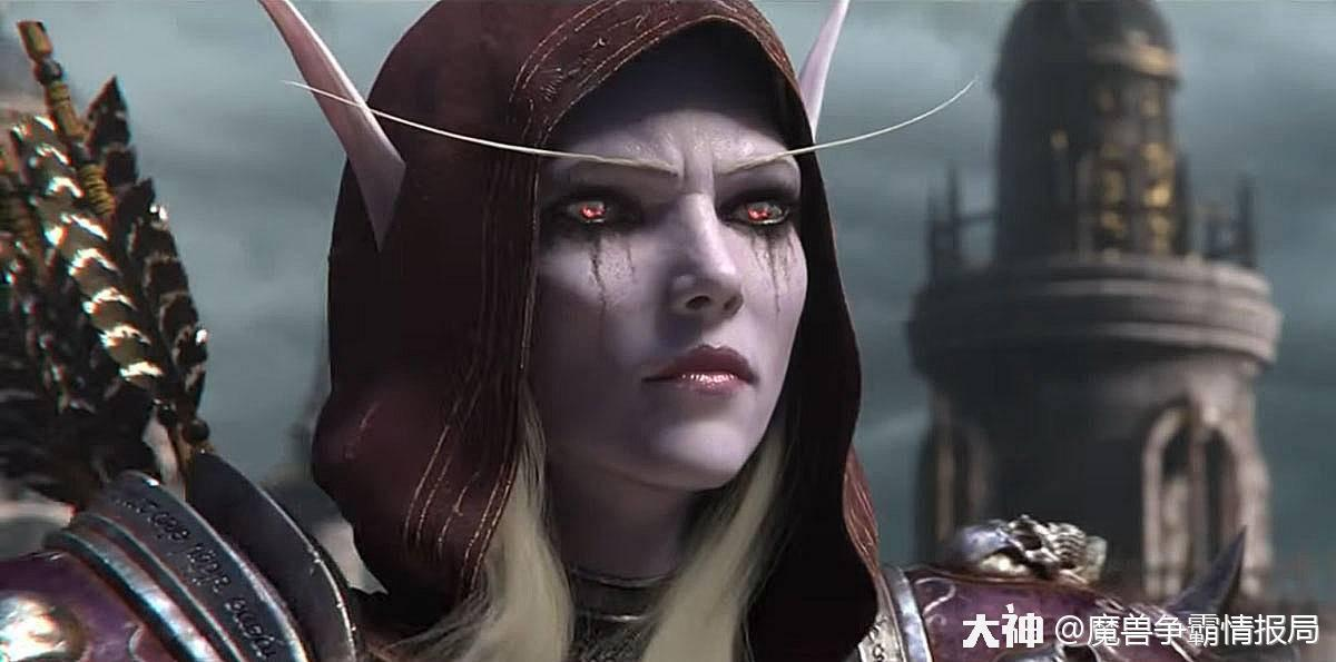 希尔瓦娜斯:命运的抗争者 黑暗中的女王