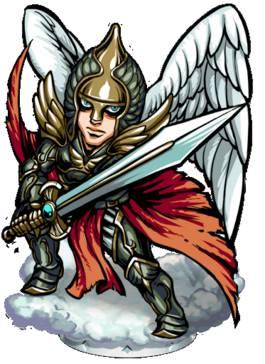 《热血兄弟》剑天使 普林塞普斯