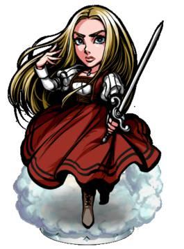 《热血兄弟》忠诚的骑士 珍妮