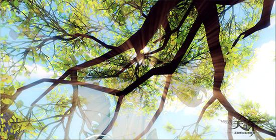 云垂之旅:天谕岛的光影印记
