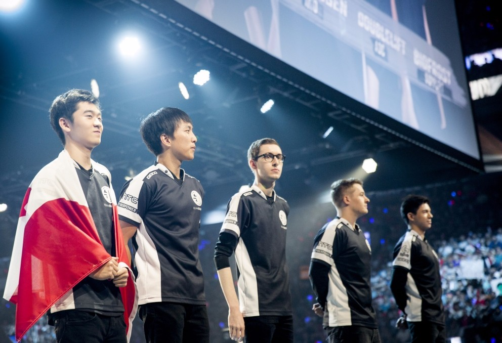 TSM连续七年晋级世界赛 唯一全勤队伍!