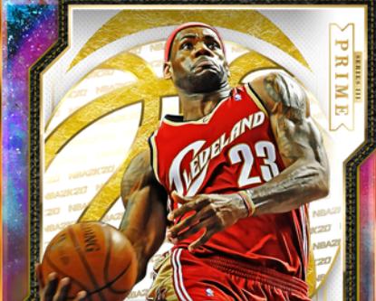 篮球年货游戏一哥的躺赢!从十张价格死贵的球员卡,回顾NBA2K20