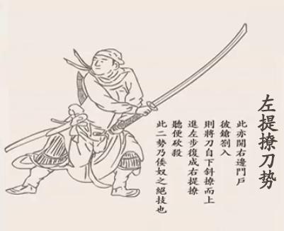 左挑撩刀势_要领.png