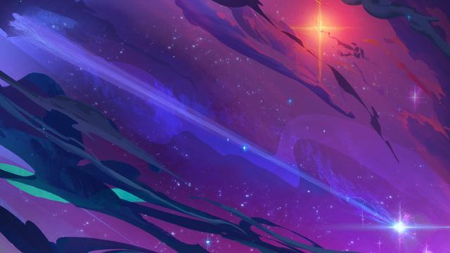 云顶全新场景机制:星系宇宙广阔待你探索