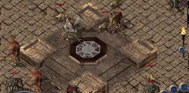 热血传奇中十大最具意义的地图,传奇玩家最怀念的是哪一张?