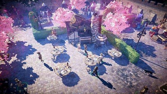 《黑色沙漠》手游玩家领地-迷你酷-MINICOLL