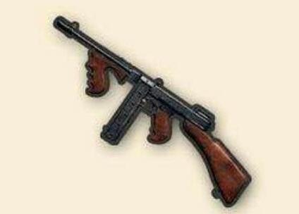 刺激战场满配也废的武器 第三就是滋水枪
