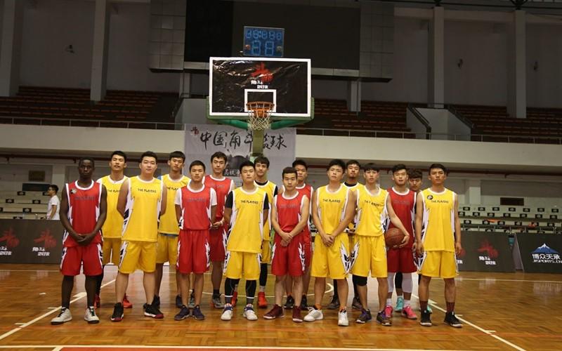 中国角斗篮球高校争霸赛武汉赛区总决赛圆满收官