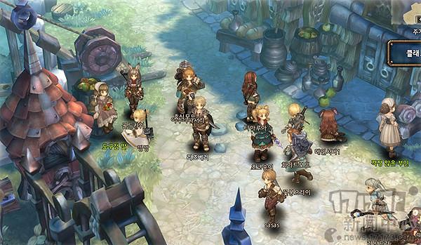 2d游戏风景效果图大图