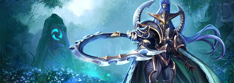 魔兽人物故事:守望者的典狱长玛维·影歌