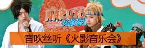 17173火影忍者手游音乐会