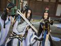 剑网3纯阳道长cos欣赏 北冥流转剑气扬
