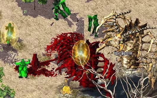 热血传奇:这几个怪物最适合散人玩家,错过了就太可惜了