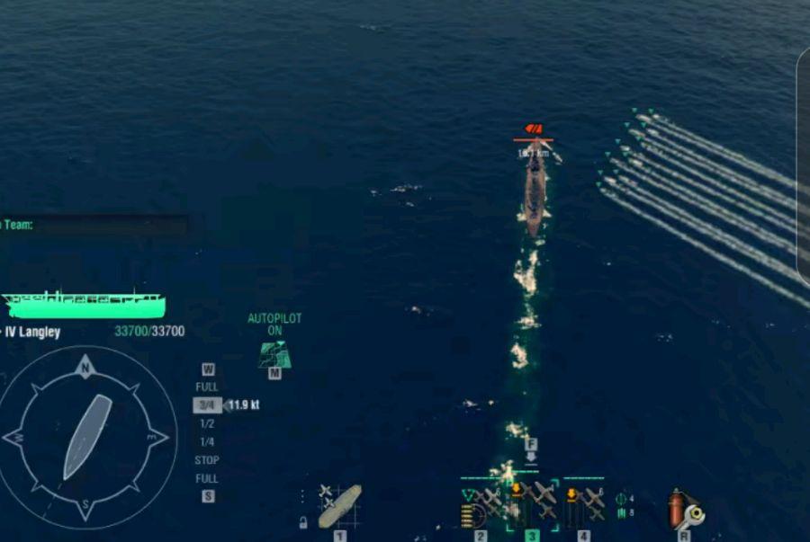 战舰回忆录 带你回忆一年前的战舰世界