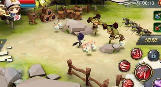 网易游戏宣布代理韩国ARPG手游《勇士x勇士》