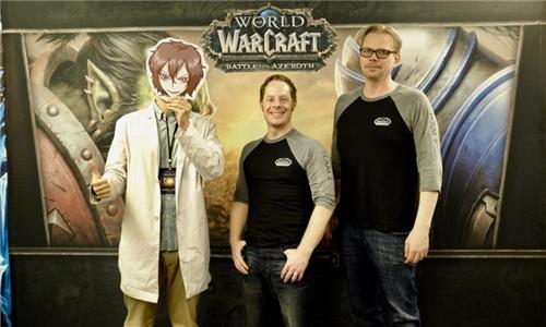 《魔兽世界》8.0资料片前瞻