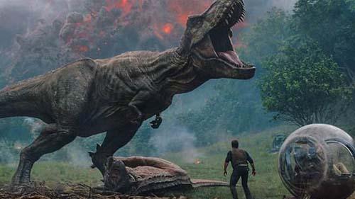 情迷侏罗纪《全球使命3》恐龙岛超值新航线