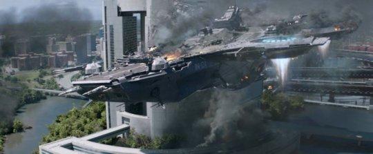 《漫威复仇者》集结空天母舰 最强复仇者潜力激发