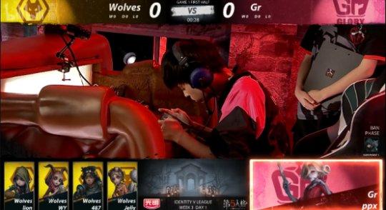 IVL战报:Wolves对阵Gr,Wolves求生者后期发力,两次三跑锁定胜局(2)136.png