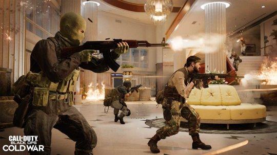 《【天游注册地址】《使命召唤17:黑色行动冷战》B测开启 火力战队:脏弹模式上线》