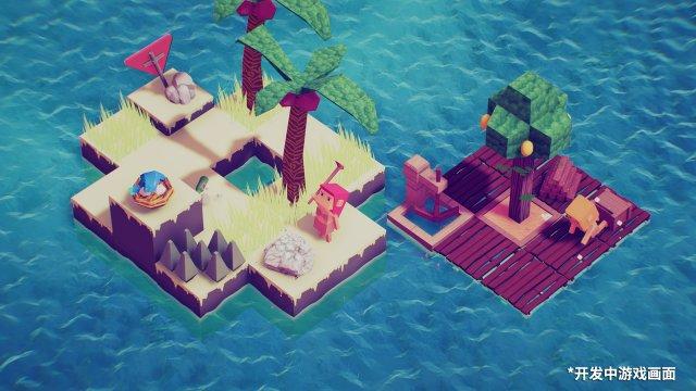打造海上堡垒 海洋求生游戏《最后的木头》8月23日正式发售
