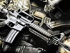 绝地求生M16A4的全面解析 主播图拉夫最钟爱的突击步枪