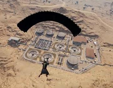 【战术大师】沙漠地图之制霸污水处理厂