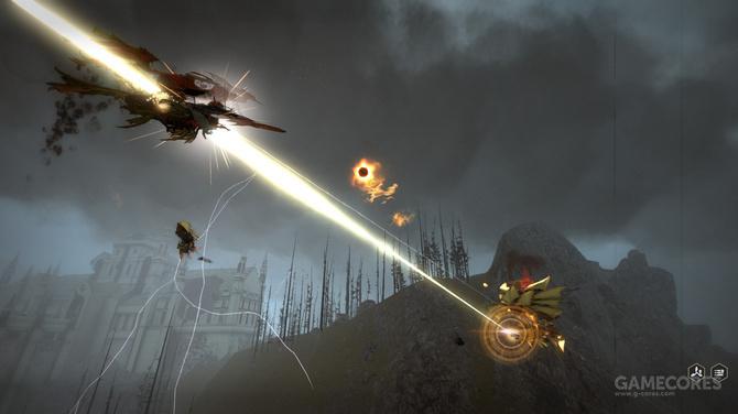 伊卡罗斯枪炮:联盟