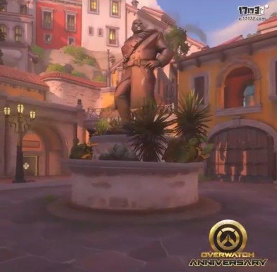 《守望先锋》将发布三张新地图