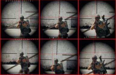 大神测试:武器冲击力会不会影响瞄准?