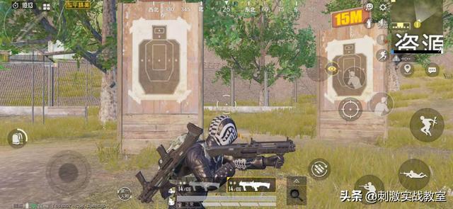 """""""吃鸡""""空投武器新增DBS霰弹枪,S12K地位不保,附带简单评测"""