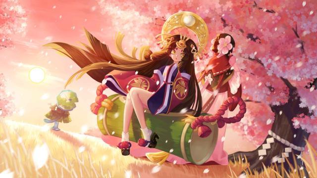 阴阳师官方也推出了双神降临的活动的猜测