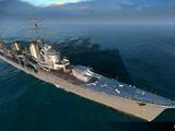 19W伤鱼雷再装填夕云 又一只不带烟的毒瘤