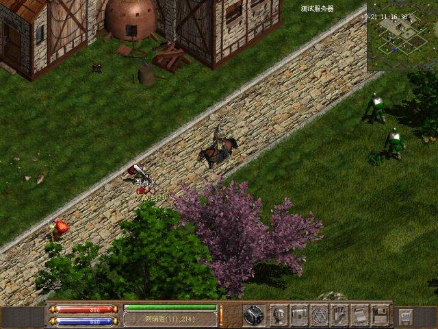 2D网游《战场2》 10月1日正式开启公测-迷你酷-MINICOLL