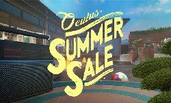 30多款游戏折扣过半! Oculus开启夏日大促销