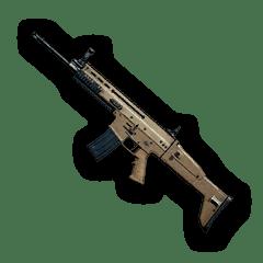 绝地求生大逃杀自动步枪SCAR-L介绍 武器SCAR-L评测