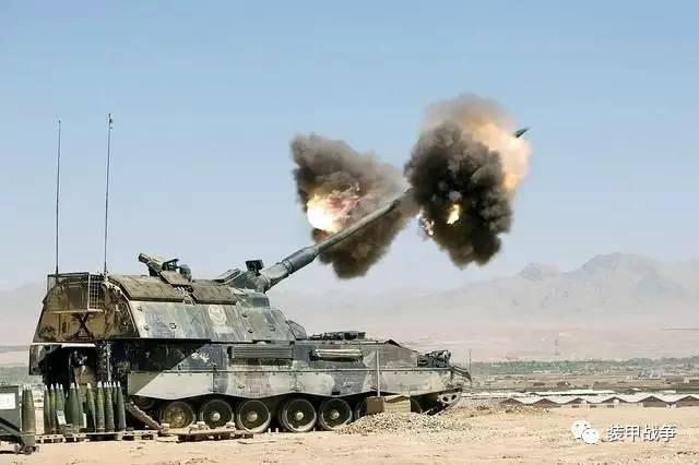 装甲战争最强火炮在此,一发秒杀M1