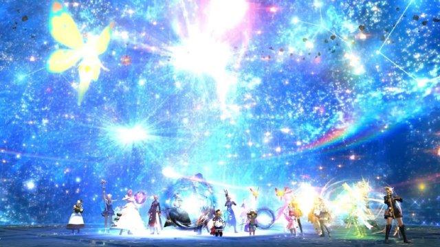 ファイナルファンタジーXIV 5周年記念広告「ありがとう、光の5周年。」_20180913231403.JPG