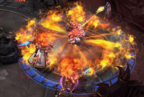 风暴新英雄火蝠技能公开!玩家惊呼这可能是当前游戏最强坦克