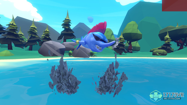 for Crazy fishing vr
