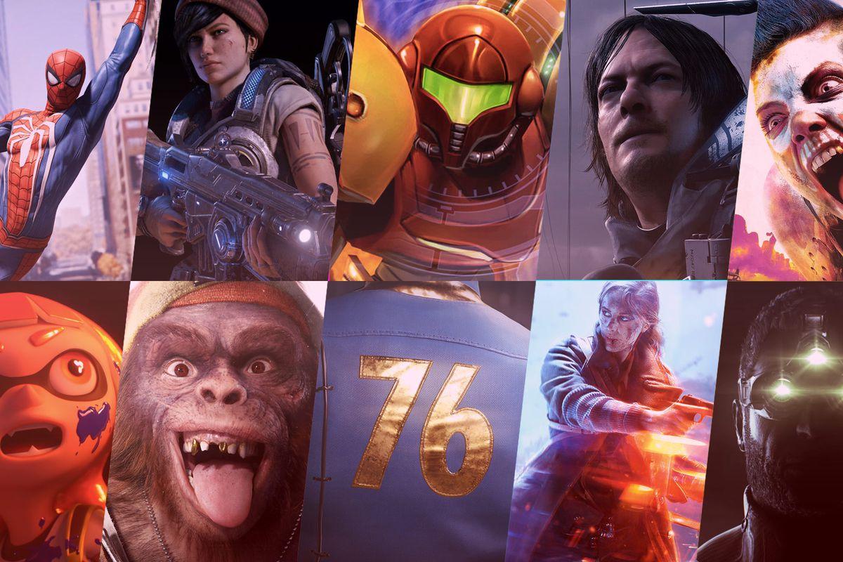 E3 2018评论家大奖名单出炉 《圣歌》斩获最佳PC和最佳动作游戏大奖