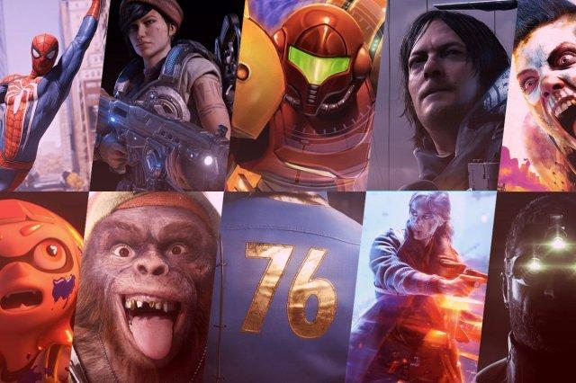 E3 2018评论家大奖名单出炉 《圣歌》斩获最佳PC和最佳动作游戏大奖-迷你酷-MINICOLL