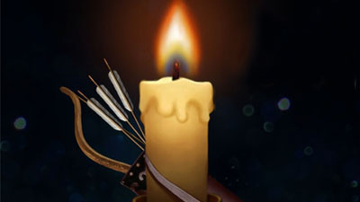 《蜡烛人》评测:燃烧10秒的光明 照亮漫漫长路
