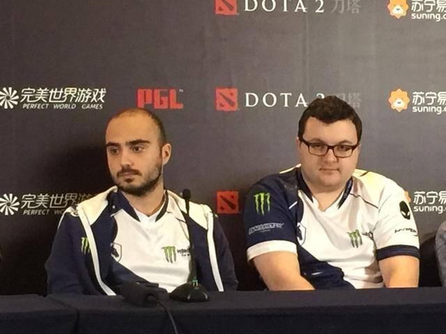 Dota2 超级锦标赛Liquid采访:不相信偶数年魔咒,会再次赢下Ti8